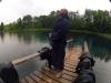 Голубое озеро. Казань